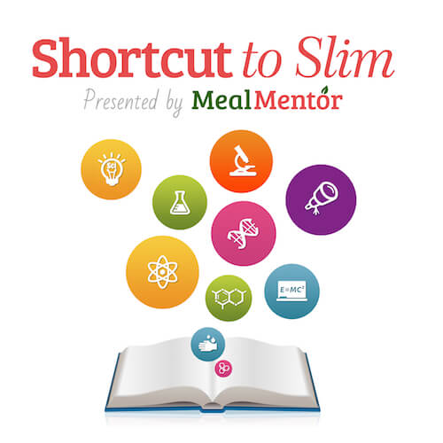 Shortcut to Slim podcast cover